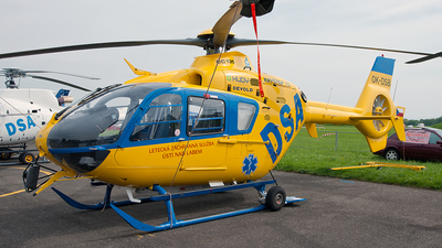 A picture of OKDSB - Airbus Helicopters H135 - [0360] - © Adam Nogly [ zicherka ]