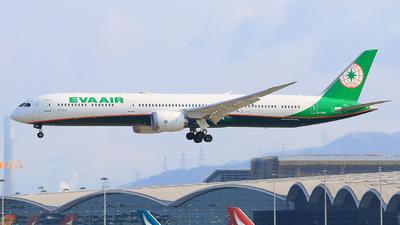 B-17806 - Boeing 787-10 Dreamliner - Eva Air