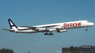 N441J - Douglas DC-8-63(CF) - Arrow Air