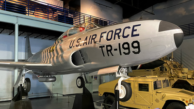 53-5199 - Lockheed T-33A Shooting Star - United States - US Air Force (USAF)