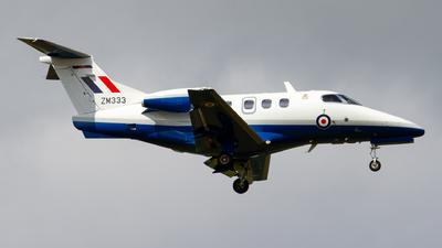 ZM333 - Embraer Phenom T.1 - United Kingdom - Royal Air Force (RAF)