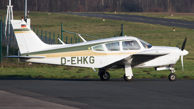 D-EHKG - Piper PA-28R-200 Cherokee Arrow II - Private