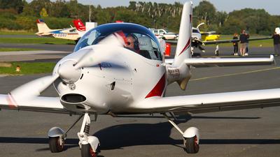 D-ELOX - Aquila A211G - Flieger Club Leer