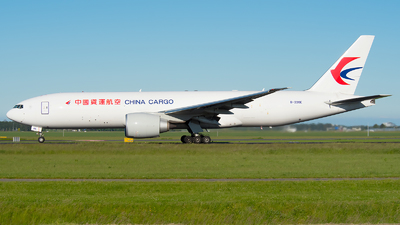 A picture of B220E - Boeing 777F - China Cargo Airlines - © R Skywalker