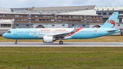 D-AVYH - Airbus A321-251NX - Loong Air