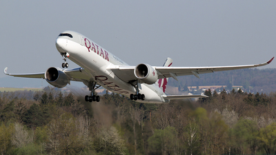 A7-ALY - Airbus A350-941 - Qatar Airways