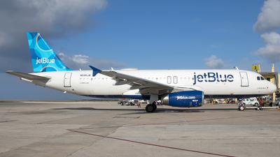 N590JB - Airbus A320-232 - jetBlue Airways