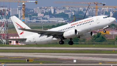 B-7088 - Boeing 737-7ME - Ruili Airlines