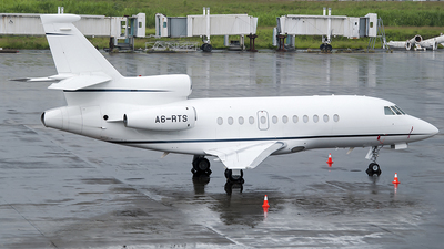A6-RTS - Dassault Falcon 900DX - ExecuJet Middle East