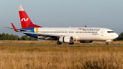 VP-BDU - Boeing 737-8KV - Nordwind Airlines