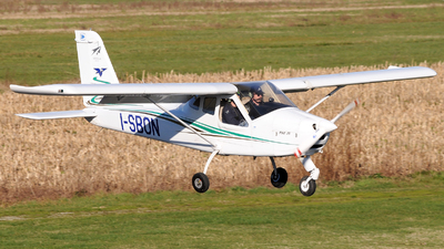 I-SBON - Tecnam P92 Echo JS - Aero Club - Lucca