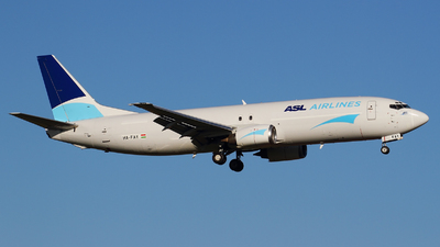 HA-FAY - Boeing 737-429(SF) - ASL Airlines