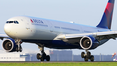 N830NW - Airbus A330-302 - Delta Air Lines