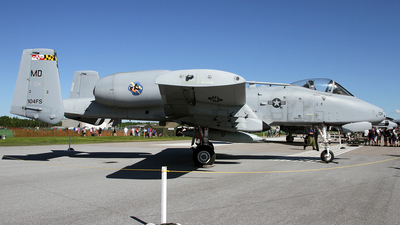 79-0104 - Fairchild A-10A Thunderbolt II - United States - US Air Force (USAF)
