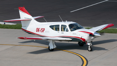 OK-ISP - Rockwell Commander 114 - Private