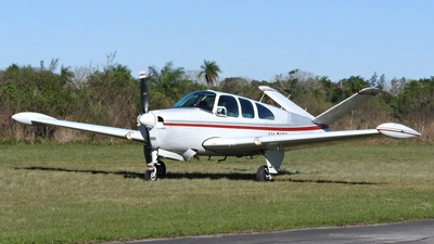 LV-CKM - Beechcraft 35 Bonanza - Private
