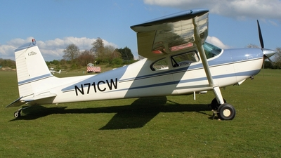 N71CW - Cessna 180E Skywagon - Private