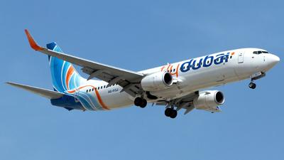 A6-FGJ - Boeing 737-8KN - flydubai