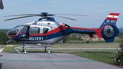 OE-BXZ - Eurocopter EC 135P2 - Austria - Ministry of Interior