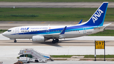 JA05AN - Boeing 737-781 - All Nippon Airways (ANA)