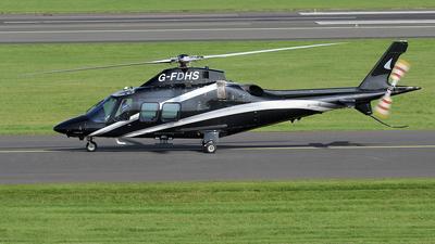 G-FDHS - Agusta-Westland AW-109SP GrandNew - Private
