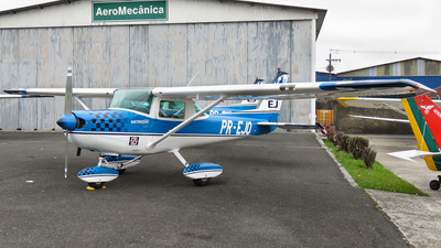 PR-EJO - Cessna A152 Aerobat - EJ - Escola de Aeronáutica Civil Itápolis