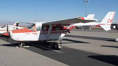 N5CV - Cessna T337G Super Skymaster - Private