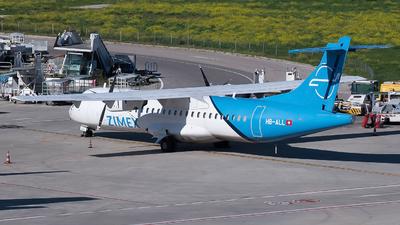 HB-ALL - ATR 72-202(F) - Zimex Aviation