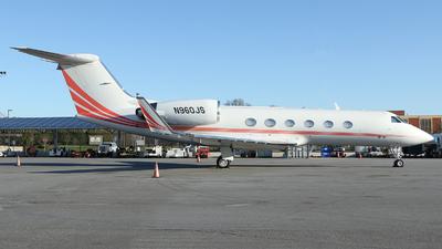 N960JS - Gulfstream G400 - Private