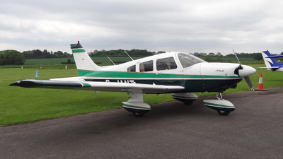 G-JANT - Piper PA-28-181 Archer II - Private