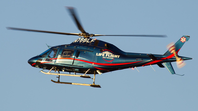 N786LF - Agusta-Westland AW-119 MkII Koala Enhanced - Life Flight Network