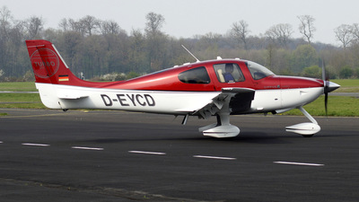 D-EYCD - Cirrus SR22-GTSx Turbo - Private