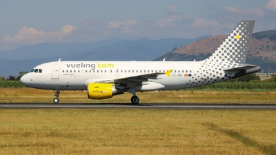 A picture of ECMIQ - Airbus A319112 - Vueling - © flr_spotter