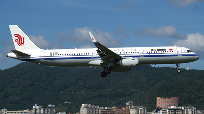 B-8800 - Airbus A321-232 - Air China