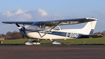G-BGND - Reims-Cessna F172N Skyhawk II - Private