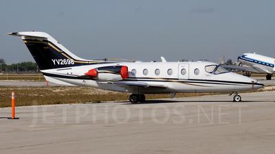 YV2698 - Beechcraft 400A Beechjet - Private