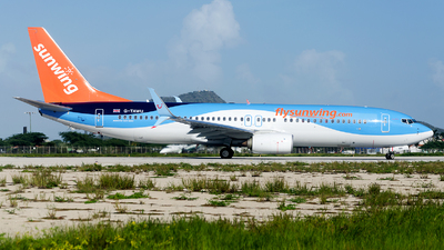 G-TAWU - Boeing 737-8K5 - Sunwing Airlines (Thomson Airways)