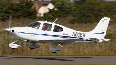 N61EW - Cirrus SR20 - Private