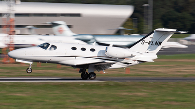 A picture of GKLNW - Cessna 510 Citation Mustang -  - © Ollie J Verrian