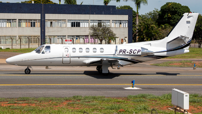 PR-SCP - Cessna 550B Citation Bravo - Private