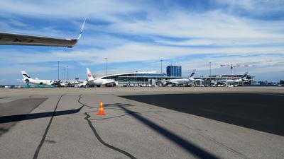 EFHK - Airport - Ramp