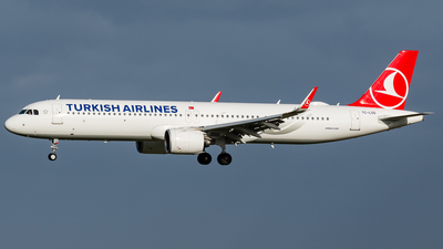 TC-LSO - Airbus A321-271NX - Turkish Airlines