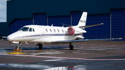 A picture of 9HJOS - Cessna 560 Citation Excel - Luxwing - © Jevgeni Ivanov