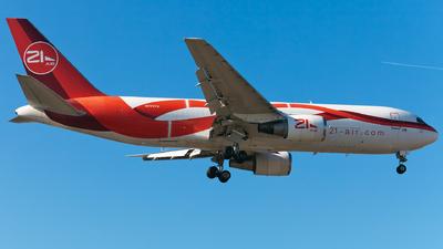 N999YV - Boeing 767-241(ER)(BDSF) - 21 Air (Dynamic Airways)