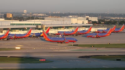KDAL - Airport - Ramp