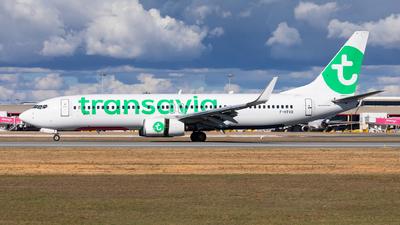 F-HTVO - Boeing 737-8GJ - Transavia France