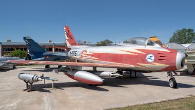 C.5-223 - North American F-86F Sabre - Spain - Air Force