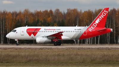 RA-89158 - Sukhoi Superjet 100-95LR - Red Wings