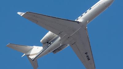B-KHK - Gulfstream G450 - MetroJet