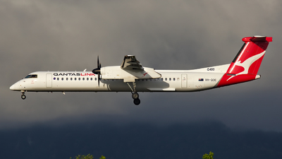 VH-QOC - Bombardier Dash 8-Q402 - QantasLink (Sunstate Airlines)